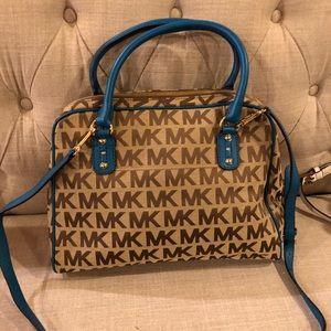 Nwot! MK large satchel